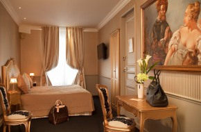 Hotel Saint-Jacques - Doble o Twin Superior