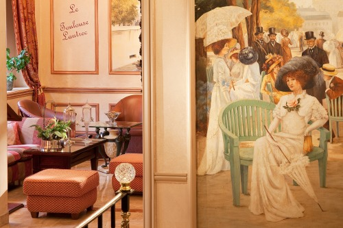 Hotel Saint-Jacques - Lounge